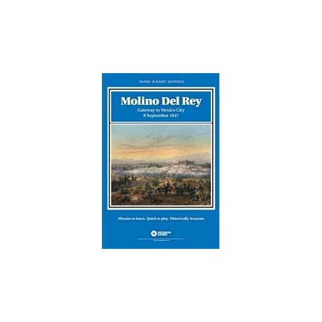 Mini Game : Molino Del Rey