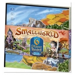 Smallworld Plateau 6 joueurs