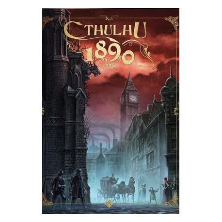 Cthulhu 1890 Edition Limitée