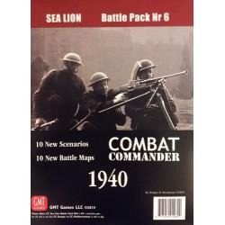 Combat Commander Sea Lion - Battle Pack 6