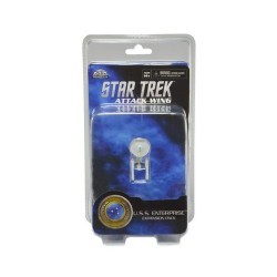Star Trek Attack Wing pack : U.S.S. Enterprise