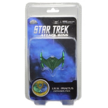 Star Trek Attack Wing pack : I.R.W. PRAETUS
