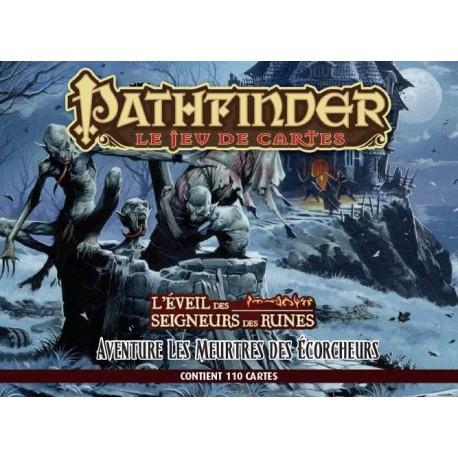 Pathfinder le jeu de cartes : Aventure 2 les meurtres des écorcheurs