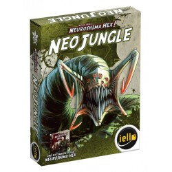 Neuroshima Hex : Army Pack Neojungle