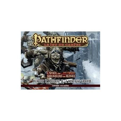 Pathfinder le jeu de cartes : Aventure 3 Le Massacre de la montagne crochue