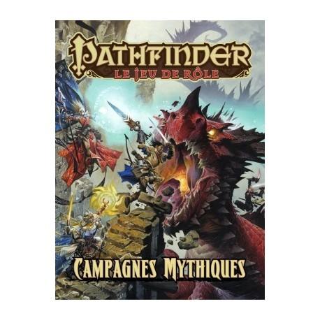 Pathfinder : campagnes mythiques