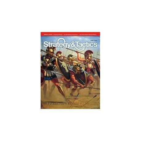 Strategy & Tactics 286 : Sparta versus Athens