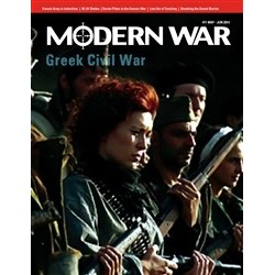 Modern War n°11 : The Greek Civil War