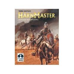 Harnmaster 3rd edition + Harnworld