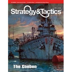 Strategy & Tactics 287 : Goeben 1914