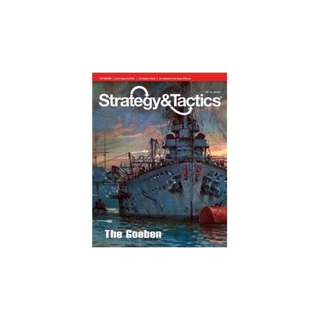Strategy & Tactics 287 : Goeben 1914