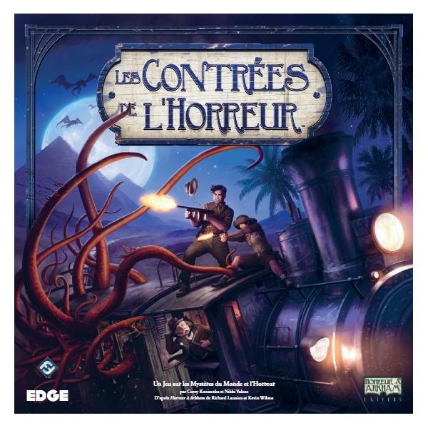 Les Contrées de l'Horreur, Fantasy Flight games