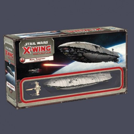 X-Wing : Transport rebelle