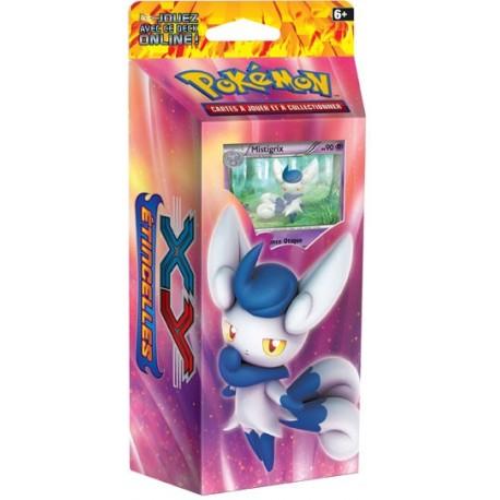 Pokémon XY étincelles : Starter Mistigrix