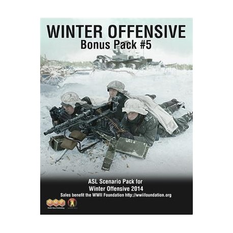ASL winter offensive 2014 bonus pack