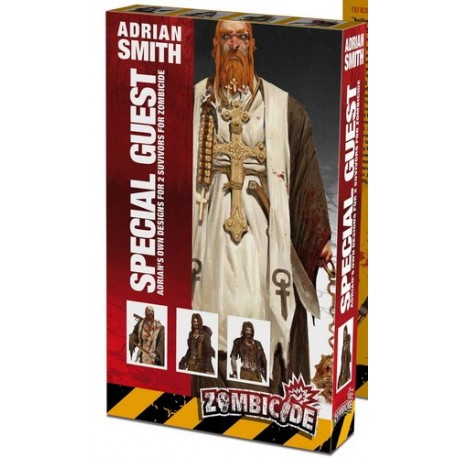 Zombicide Special Guests : Adrian Smith