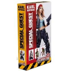 Zombicide Special Guests : Karl Kopinsky