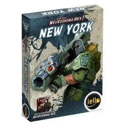Neuroshima Hex : Army Pack New york