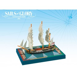Sails of Glory - HMS Sybille 1794