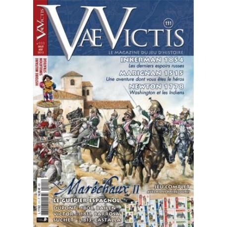 mini jeu Vae Victis - Les Maréchaux II