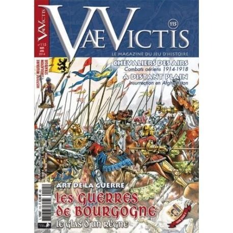 mini jeu Vae Victis - Les guerres de Bourgogne
