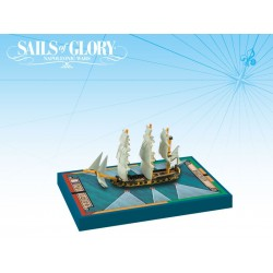Sails of Glory - Alligator 1782