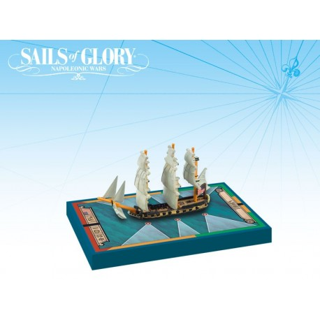 Sails of Glory - Thorn 1779
