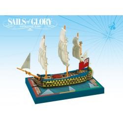 Sails of Glory - HMS Royal George 1788