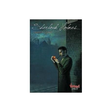 Sherlock Holmes - Queen's Park