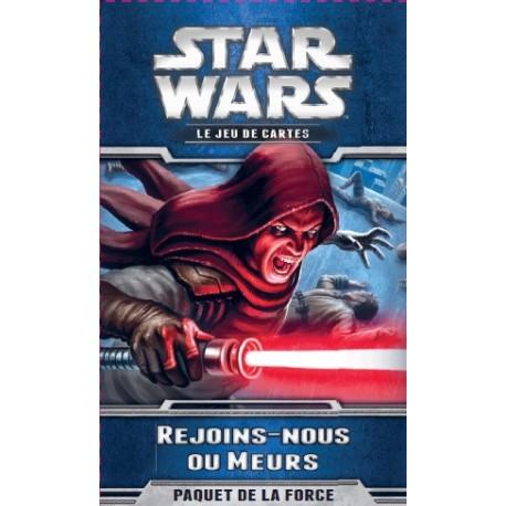 Rejoins-nous ou Meurs - Star Wars JCE