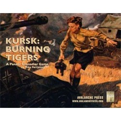 Panzer Grenadier : Kursk Burning Tigers