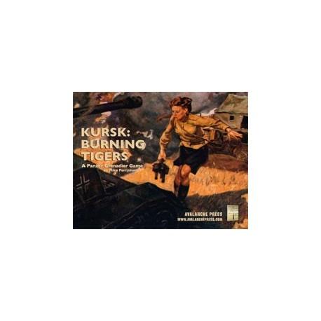 Panzer Grenadier : Kursk Burning Tigers