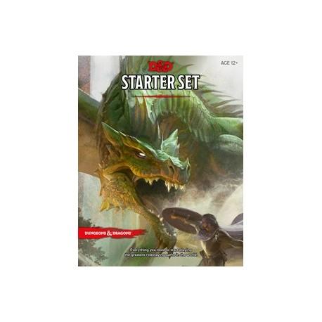 Dungeons & Dragons 5 Starter Set