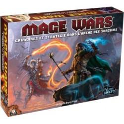 Mage Wars : jeu de base + 2 extensions