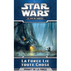 La Force Lie toute Chose - Star Wars JCE
