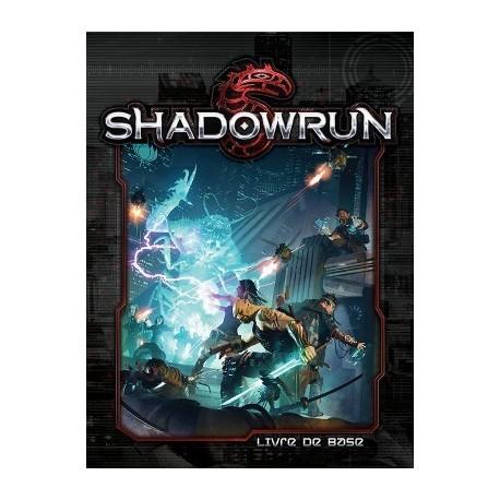 Shadowrun 5e édition Livre de base