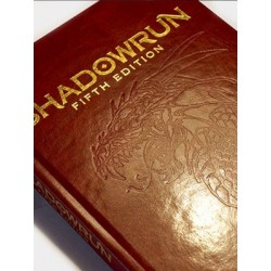 Shadowrun 5e édition Livre de base Deluxe