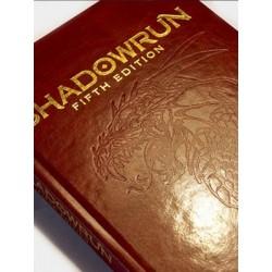 Shadowrun 5e édition Livre de base Deluxe pas cher