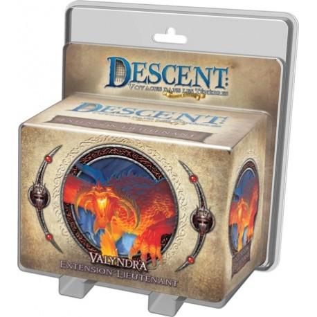 Descent : Valyndra Lieutenant Descent