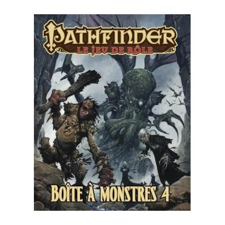Pathfinder : La boite à Monstres 4