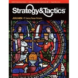 Strategy & Tactics 266 - Julian 4th Century Roman Victories