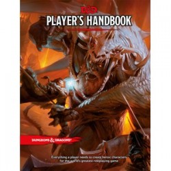 Dungeons and Dragons 5 - Player's Handbook