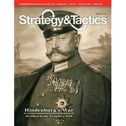 Strategy & Tactics 288 : Hindenburg's War