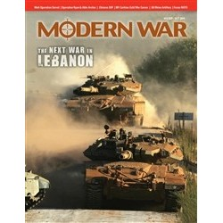 Modern War n°13 : The Next War in Lebanon