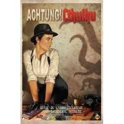 Achtung ! Cthulhu : Le Guide de l'Investigateur