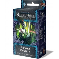 Android Netrunner - Premier Contact