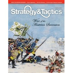 Strategy & Tactics 289 : War of the Austrian Succession