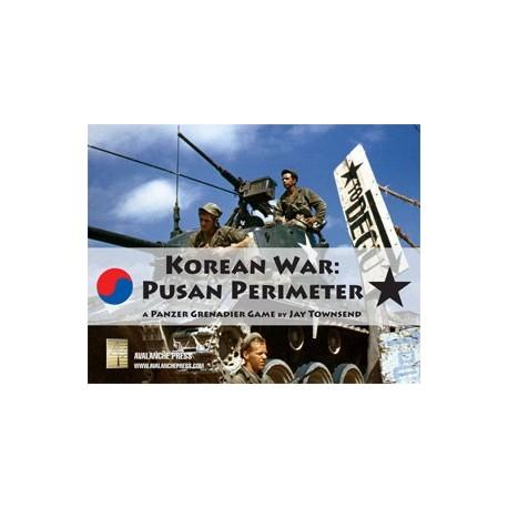 Panzer Grenadier : Pusan Perimeter