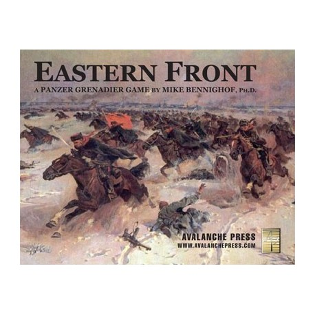 Panzer Grenadier - Eastern Front Deluxe