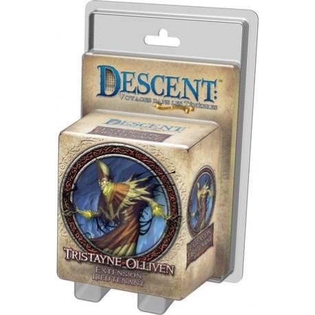 Descent : Tristayne Olliven, Lieutenant